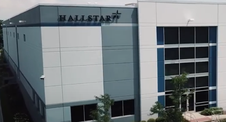 Hallstar Beauty Names New President