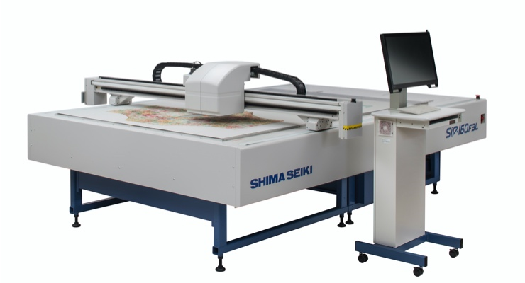 American Print Consultants Launches Shima Seiki SIP-160F3 DTG Printer