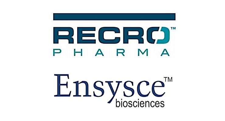 Recro, Ensysce Expand Development and Manufacturing Partnership