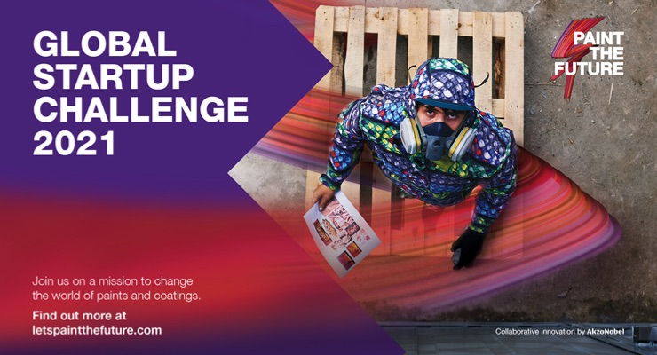 AkzoNobel Announces 2nd Global Startup Challenge