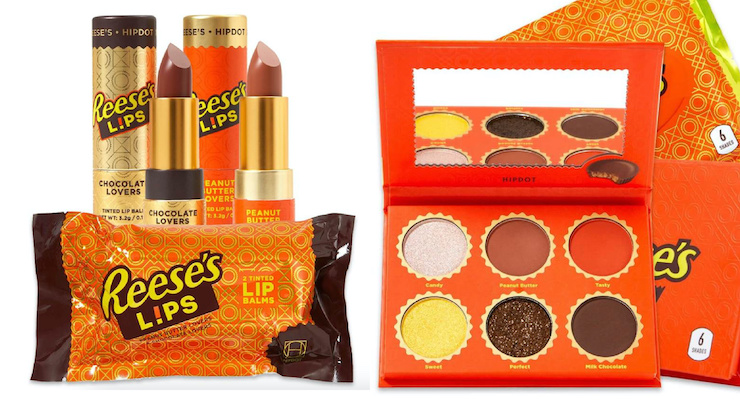 HipDot Launches a Reese's Makeup Collection