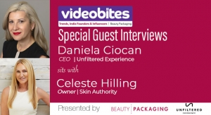 Videobite: Interview with Celeste Hilling, Owner, Skin Authority