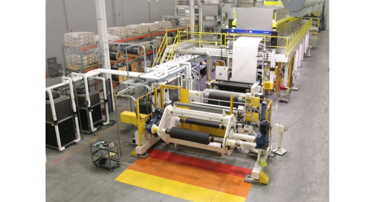 Jessup Installs New Era Coating and Laminating Line