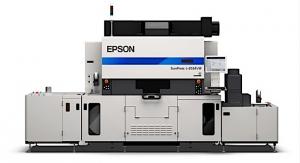Epson SurePress reaches milestone
