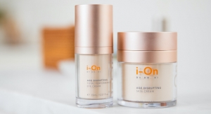 i-On Skincare Says Iron Causes Aging