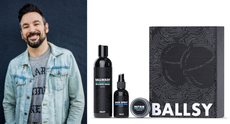 Ball Care, a New Category in Men's Grooming