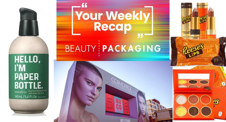 Weekly Recap: HipDot Reese's Makeup Collection, Cosmoprof Worldwide Bologna Postponed & More