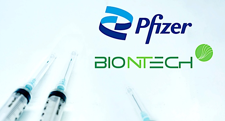 Pfizer, BioNTech Expand COVID-19 Vaccine Agreement with EU