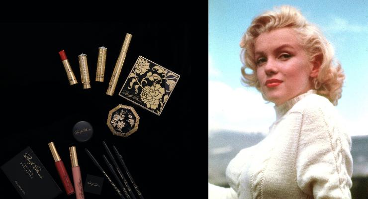 Bésame Cosmetics Unveils Marilyn Monroe Collection