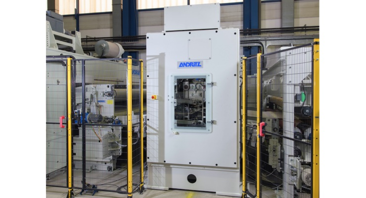 Andritz to Supply Elliptical Cylinder Pre-Needler in France