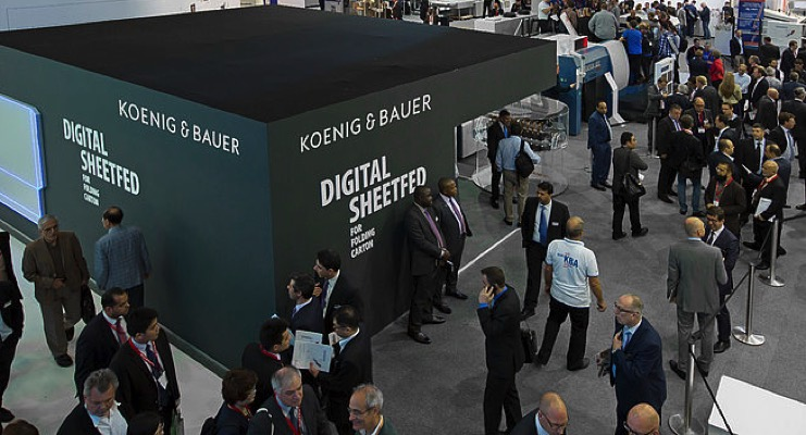 Koenig & Bauer Participating at virtual.drupa 2021