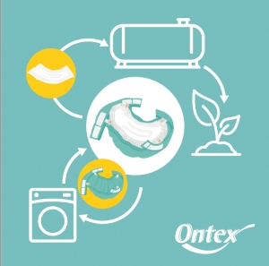 Ontex Tests Industrial Scale Diaper Composting