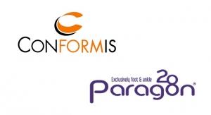 Conformis, Paragon 28 Ink Licensing Deal