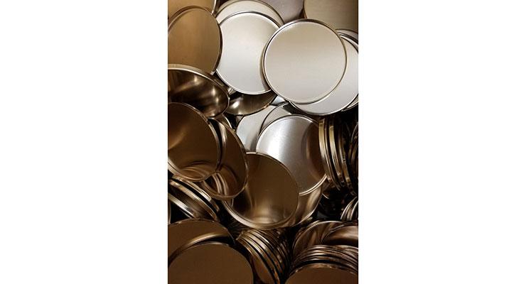 Shine On: Metals & Metallics Are Glamorous & 'Green'