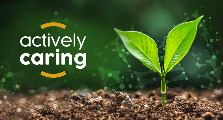 Actively Caring: naturally committed to a sustainable world