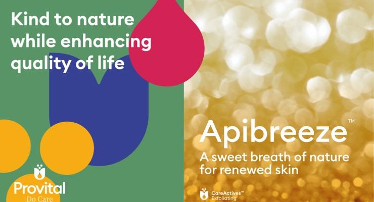 Provital Presents Apibreeze for Skin Care