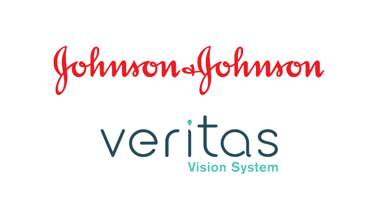 J&J's Veritas Vision System Receives FDA Clearance and CE Mark