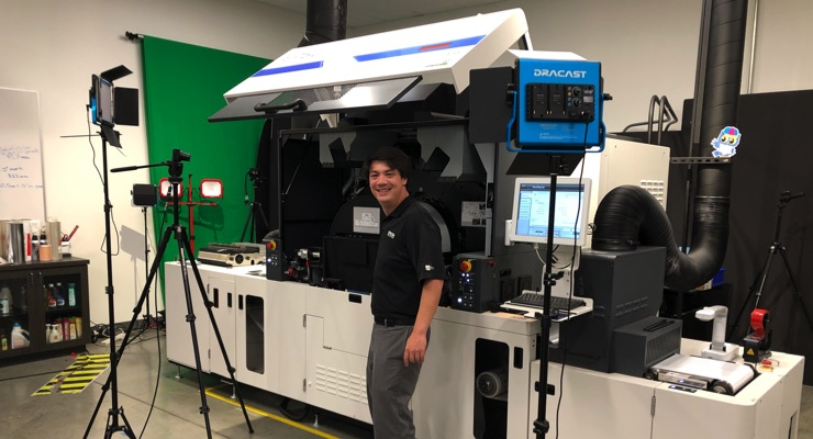 Epson Updates SurePress Facility for Remote Demos
