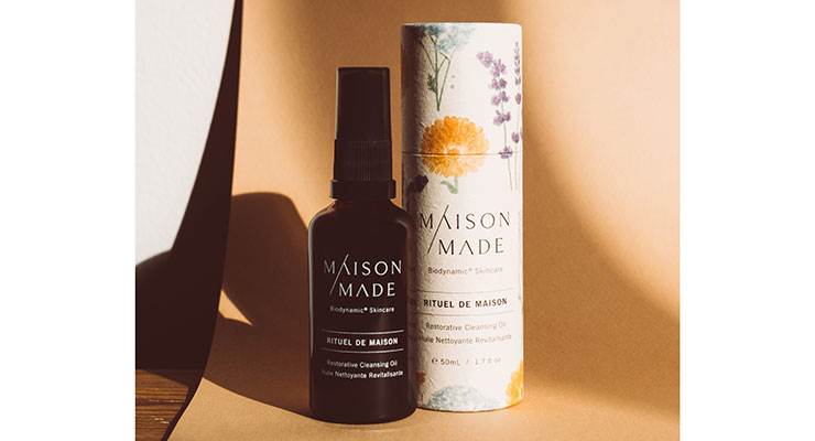 Maison Collection Face Oil: From Garden to Bottle