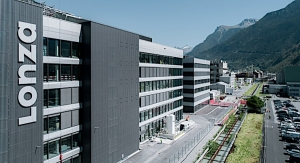 Lonza to Build Small Molecule Manufacturing Complex in Visp