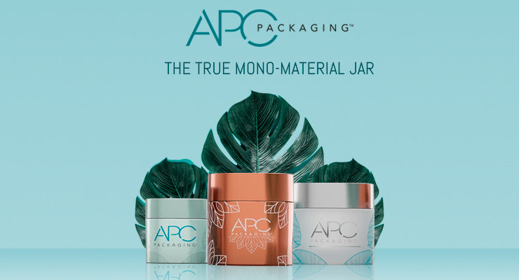 APC Packaging Launches New Sustainable Jar Series