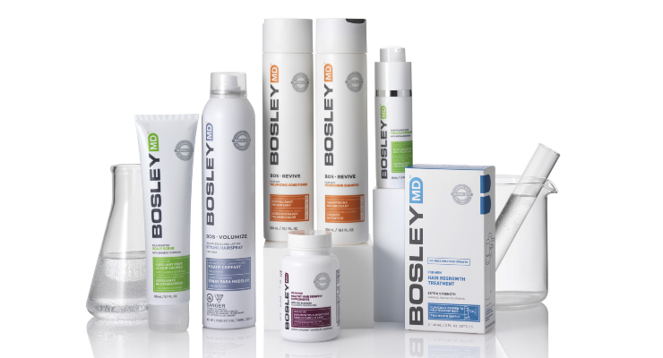 BosleyMD Expands Distribution with SalonCentric