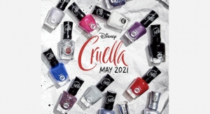 Sally Hansen Collaborates with Disney for Cruella Gel Nail Collection