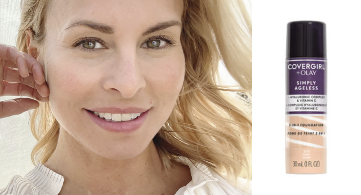 Niki Taylor Rejoins Covergirl Cosmetics as Ambassador