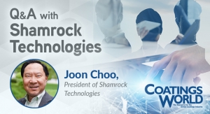 A Coatings World Q&A: Shamrock Technologies
