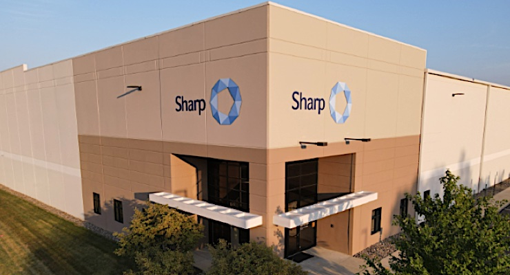 Sharp Expanding with Third Pennsylvania Location