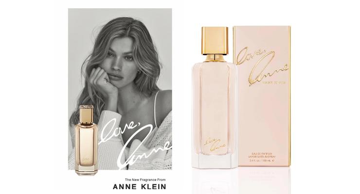 Anne Klein Launches New Fragrance—Love, Anne