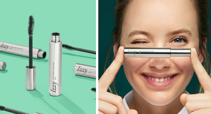 Izzy Launches the First-Ever Zero-Waste Mascara