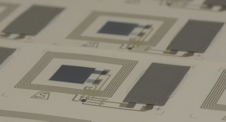 SUPERSMART Brings Printed Electronics to Paper