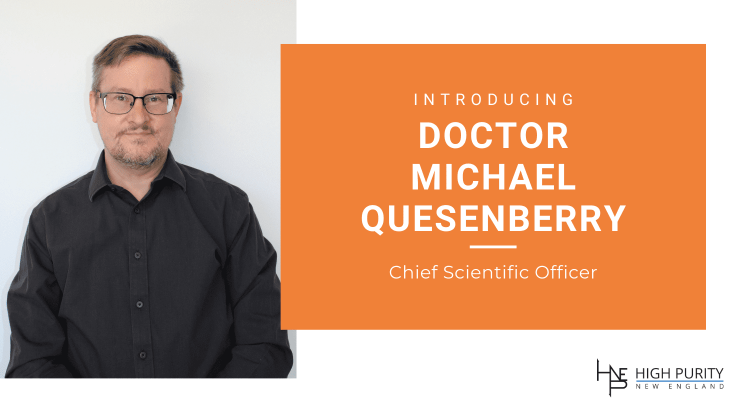 High Purity New England Appoints Chief Scientific Officer