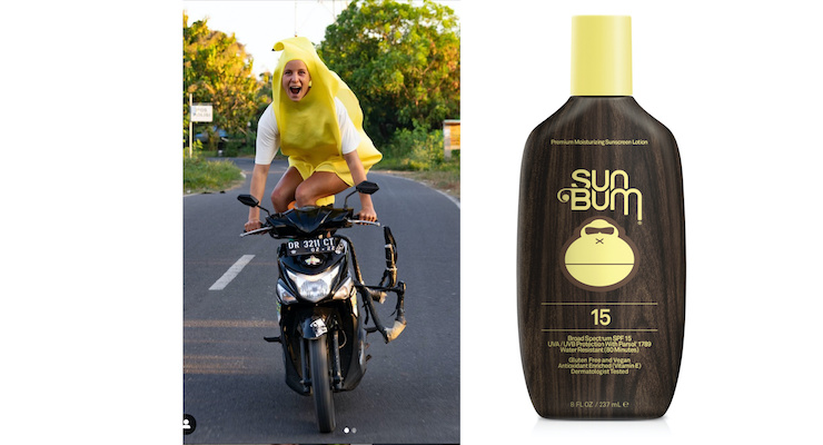 Sun Bum Is Dressing Statues Like Bananas In All 50 States for Skin Cancer Awareness Month