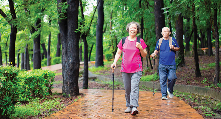 Aging Gets Personal: Pandemic Presents New Backdrop for Life & Health