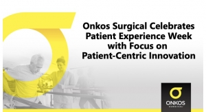 Onkos Surgical Celebrates Patient Experience Week