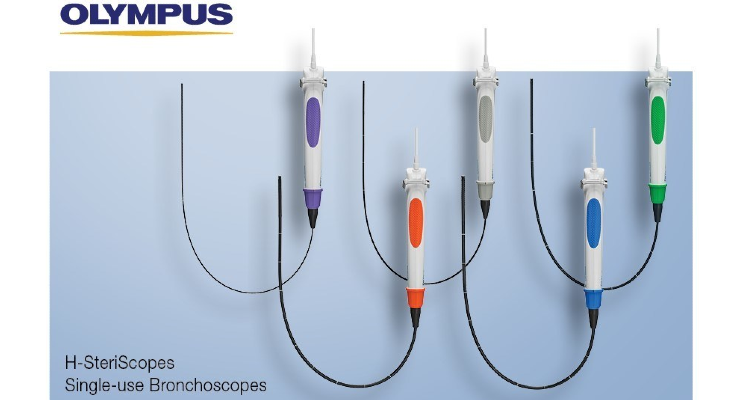 Olympus Expands U.S. Bronchoscopy Portfolio
