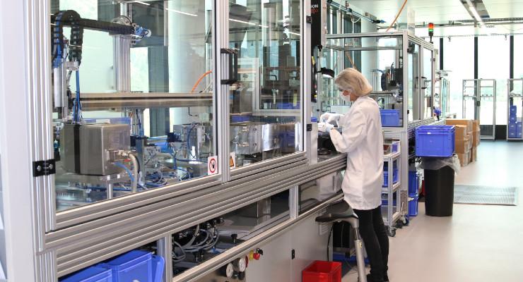 The Medical Manufacturing Playground of Switzerland