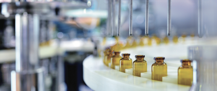 Formulation development and manufacturing of wound care and skin care products