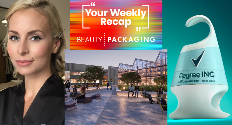 Weekly Recap: Coty Revamps CoverGirl, Loréal USA Goes West, Inclusive Deodorant from Degree & More