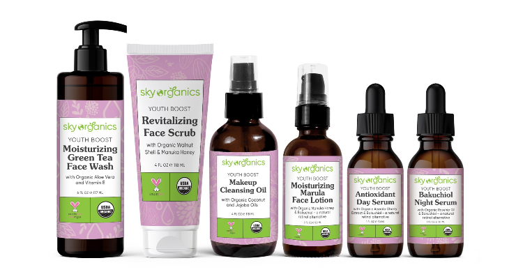 Sky Organics Launches Youth Boost