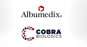 Albumedix Extends Research Collaboration with Cobra Biologics