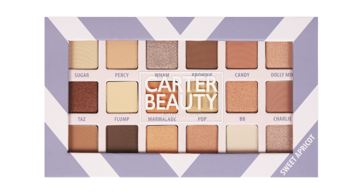 Walmart Picks Up Irish Makeup Brand Carter Beauty