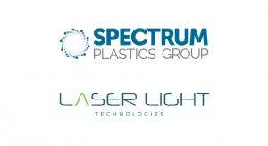 Spectrum Plastics Group Acquires Laser Light Technologies