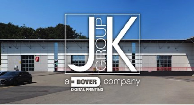 JK Inks Unveils Novedrate 2 Production Facility