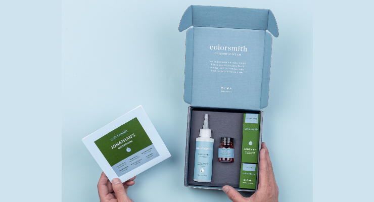 Colorsmith Launches in The UK