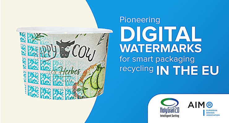 BASF Joins Digital Watermark Initiative HolyGrail 2.0