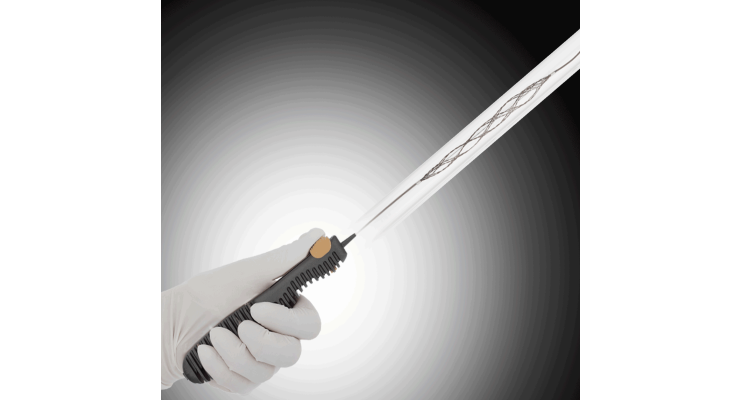 Study Shows High Safety, Efficacy for Adjustable Thrombectomy Device