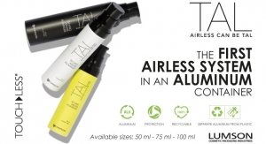 TAL - The First Airless System in an Aluminum Container
